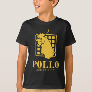 Pollo-waffle-clr T-Shirt