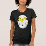 Pollo y huevo camiseta