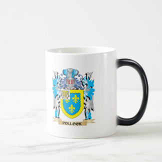 Pollock Coat of Arms - Family Crest 11 Oz Magic Heat Color-Changing Coffee Mug