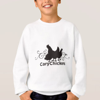 Pollos de Cary Sudadera