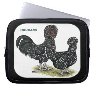 Pollos de Houdan Funda Ordendadores