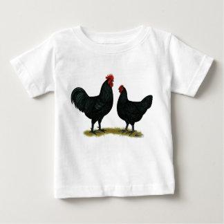 Pollos negros de Java T Shirt