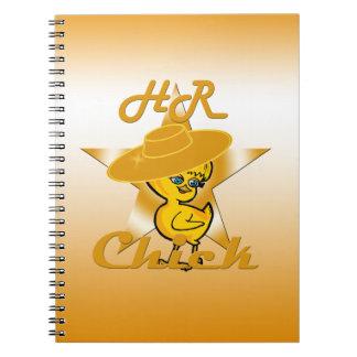 Polluelo #10 de la hora notebook