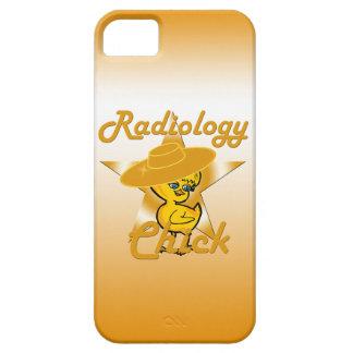 Polluelo #10 de la radiología funda para iPhone 5 barely there
