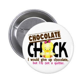 Polluelo 1 del chocolate pin