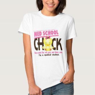 Polluelo 2 de la escuela del MED Camisas