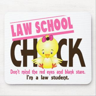 Polluelo 2 del colegio de abogados alfombrillas de raton
