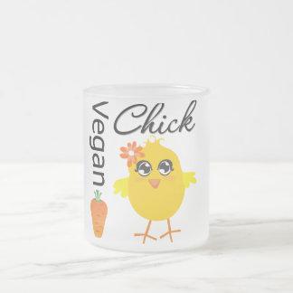 Polluelo 2 del vegano taza