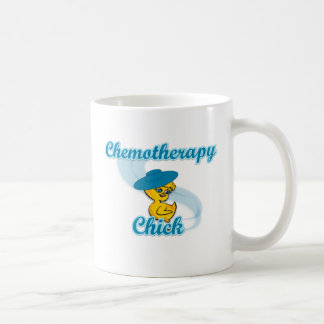 Polluelo 3 de la quimioterapia taza de café