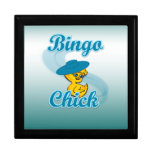 Polluelo #3 del bingo cajas de joyas