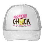 Polluelo 3 del café gorro