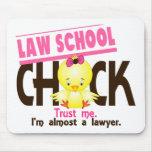 Polluelo 3 del colegio de abogados tapete de ratón