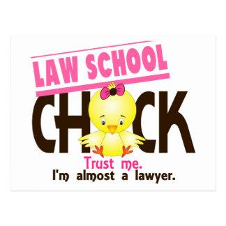 Polluelo 3 del colegio de abogados postal
