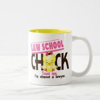 Polluelo 3 del colegio de abogados tazas