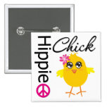 Polluelo 3 del Hippie Pins