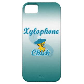 Polluelo #3 del xilófono iPhone 5 cobertura