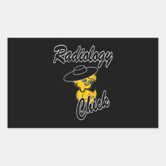 Polluelo #4 de la radiología
