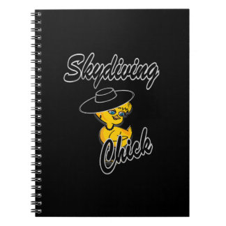 Polluelo #4 de Skydiving Cuaderno