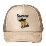Polluelo #4 del bacará gorras