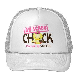 Polluelo 4 del colegio de abogados gorros bordados
