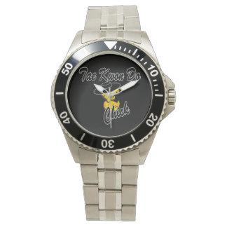 Polluelo #4 del Taekwondo Reloj