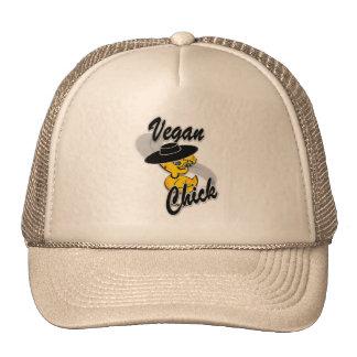 Polluelo #4 del vegano gorras
