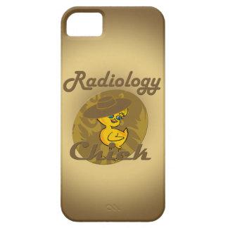 Polluelo #6 de la radiología funda para iPhone 5 barely there