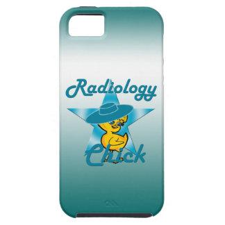 Polluelo #7 de la radiología funda para iPhone 5 tough