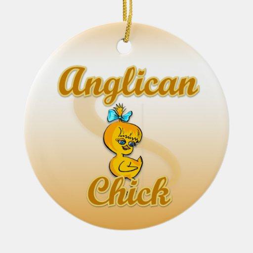 Polluelo anglicano ornatos