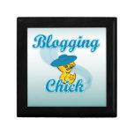 Polluelo Blogging #3 Caja De Recuerdo