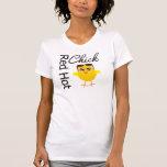 Polluelo candente 4 camisetas