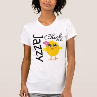 Polluelo chillón 1 camiseta
