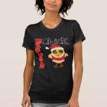 Polluelo coqueto de Santa Camiseta