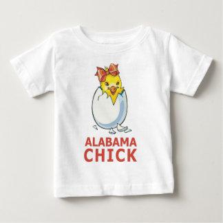 Polluelo de Alabama Playeras