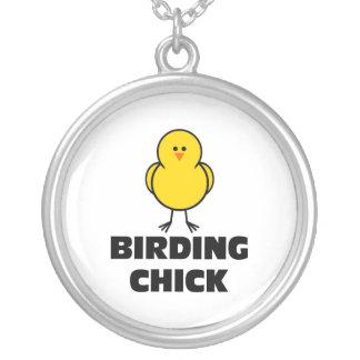 Polluelo de Birding Collares Personalizados