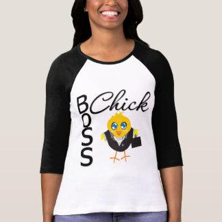 Polluelo de Boss Camisetas