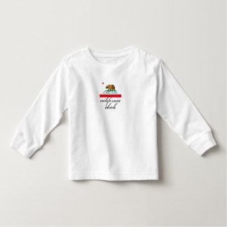 polluelo de California + bandera Camisas