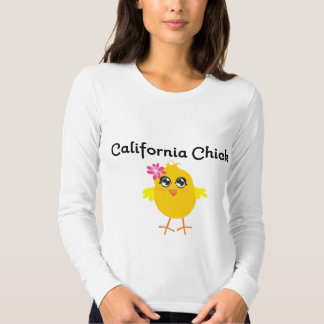 Polluelo de California Poleras
