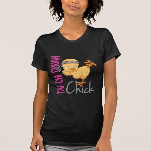 Polluelo de Chuan de la ji del Tai Camiseta