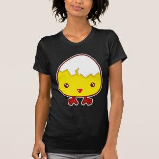 Polluelo de Kawaii Camisas
