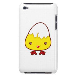 Polluelo de Kawaii Barely There iPod Protector