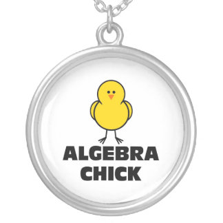 Polluelo de la álgebra colgante redondo