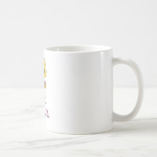 Polluelo de la flebotomía taza de café
