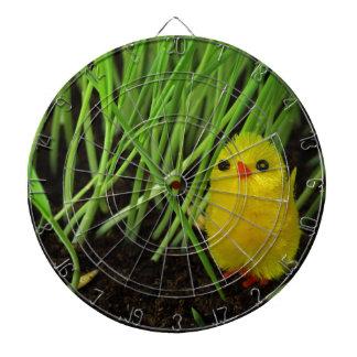 polluelo de la hierba