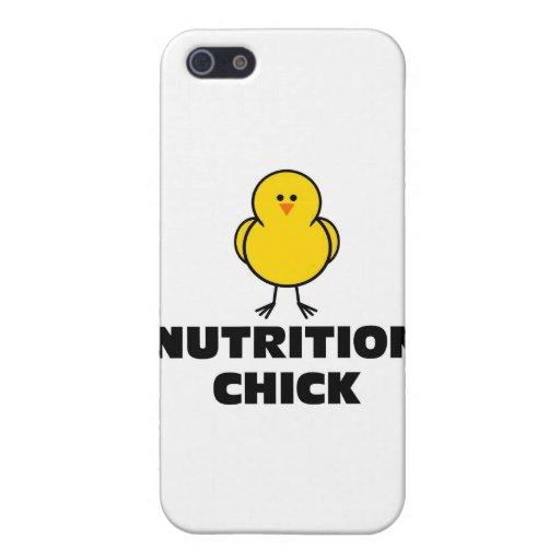 Polluelo de la nutrición iPhone 5 funda