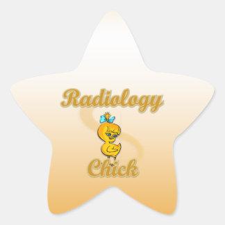 Polluelo de la radiología
