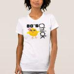 polluelo de los años 80 camiseta