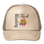 Polluelo de los bolos gorras de camionero