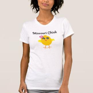 Polluelo de Missouri Tshirts