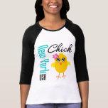 Polluelo de Nueva York los E.E.U.U. Camiseta